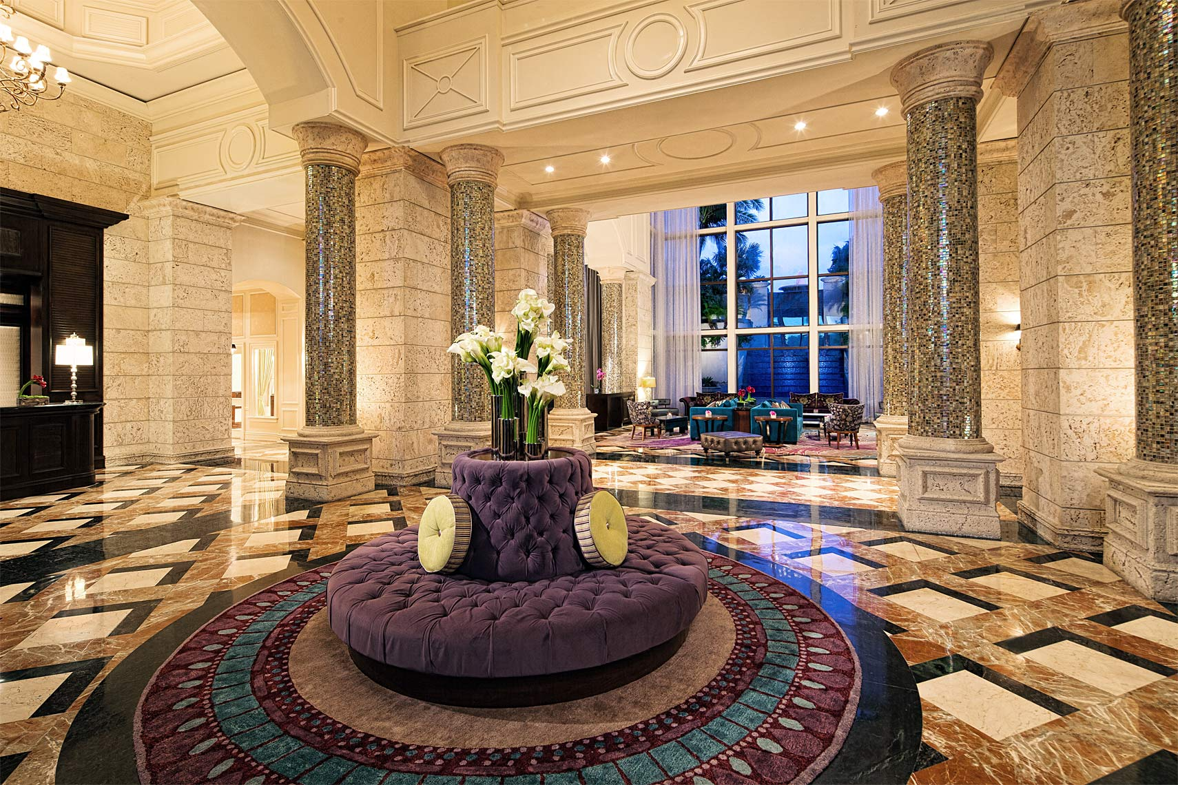 Ritz Carlton Coconut Grove Miami - Lobby 1