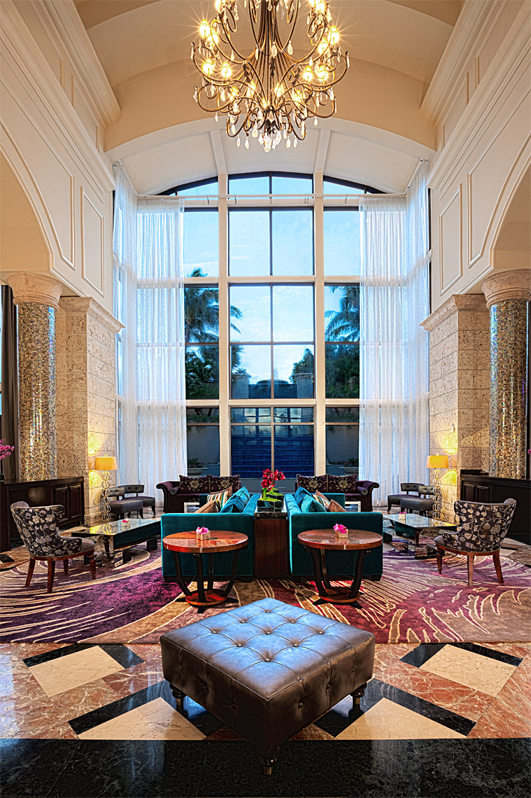 Ritz Carlton Coconut Grove Miami - Lobby 2