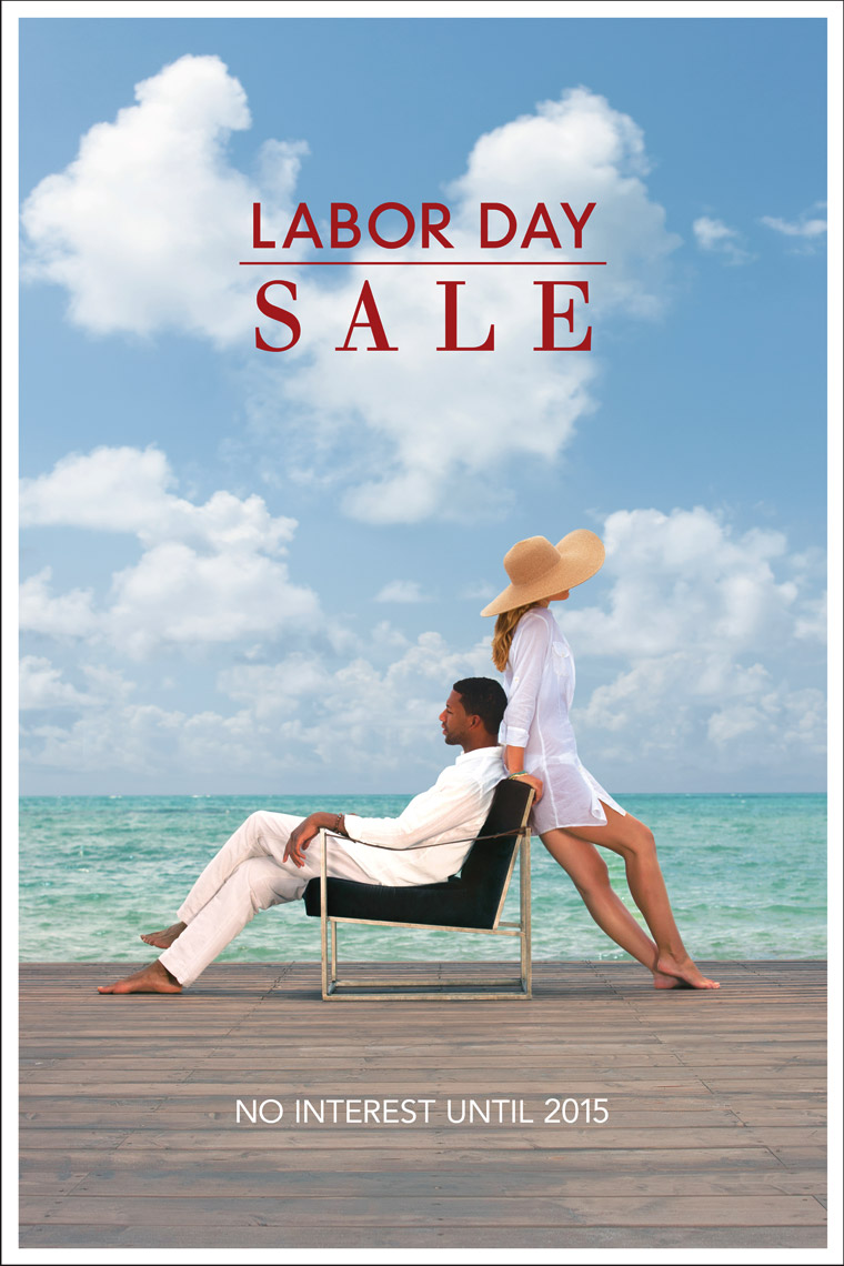 City Furniture - LaborDay Poster